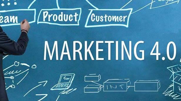 Marketing 4.0 : Perubahan Dari Konvensional ke Digital