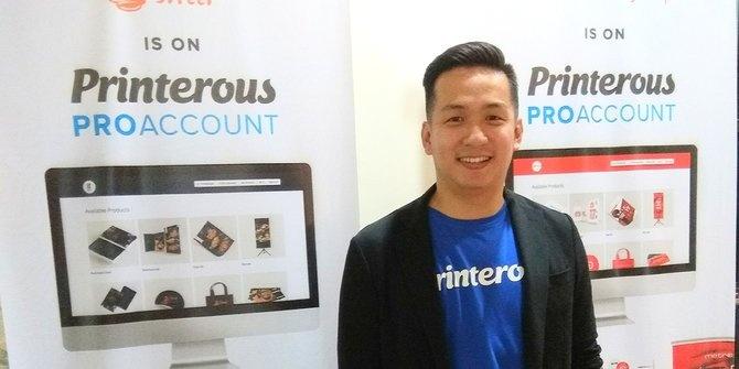 printerous co-founder