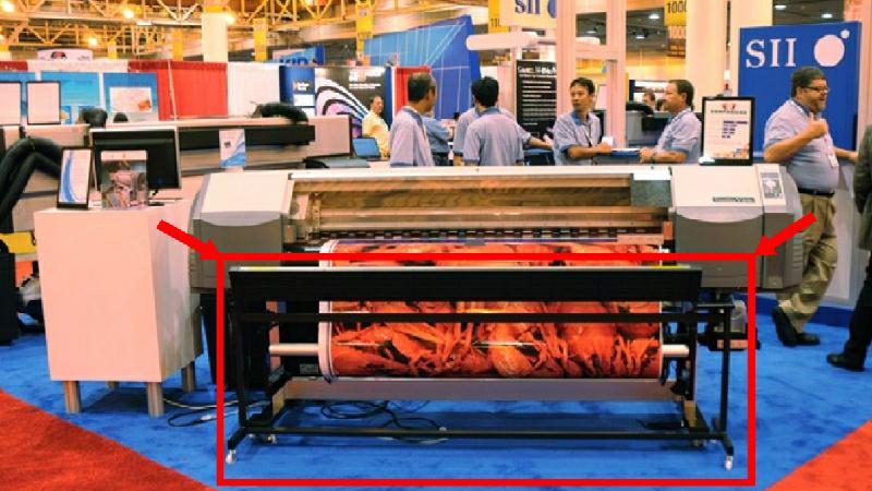 sejarah inkjet printer