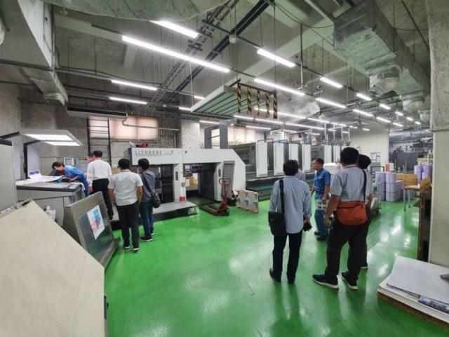 Gaji Operator Cetak di Jepang Fantastis, Bagaimana Caranya Bisa Kerja Disana?