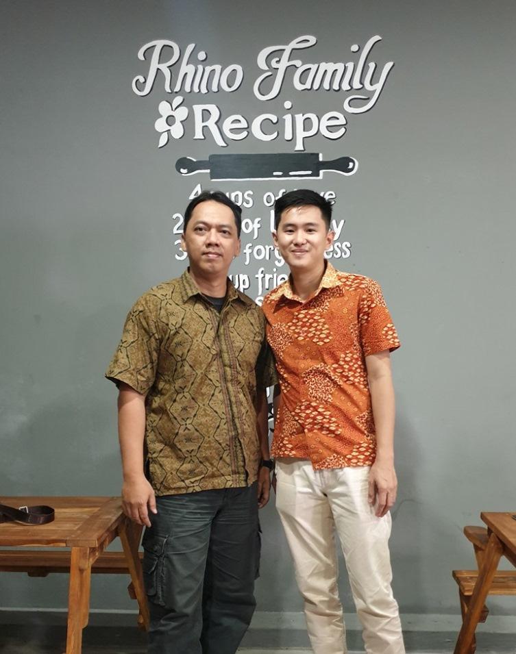 CEO PT. Rhino Indonesia Sukses
