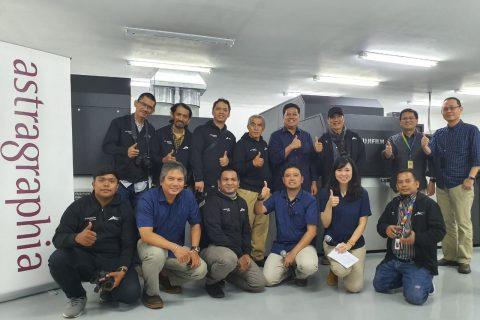 Resmi Dipegang Astragraphia, Benarkah Jet Press 750S Segera Di-instal Di Yogya & Surabaya?