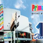 Happy 12th Anniversary PrimaGraphia!