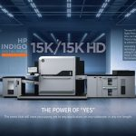 "HP Indigo 15K Digital Press, ""The Power Of Yes"""