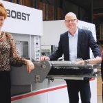Dengan NOVACUT 106E baru dari BOBST, Siemer Verpackung mengambil langkah selanjutnya di flatbed Di-Cutting