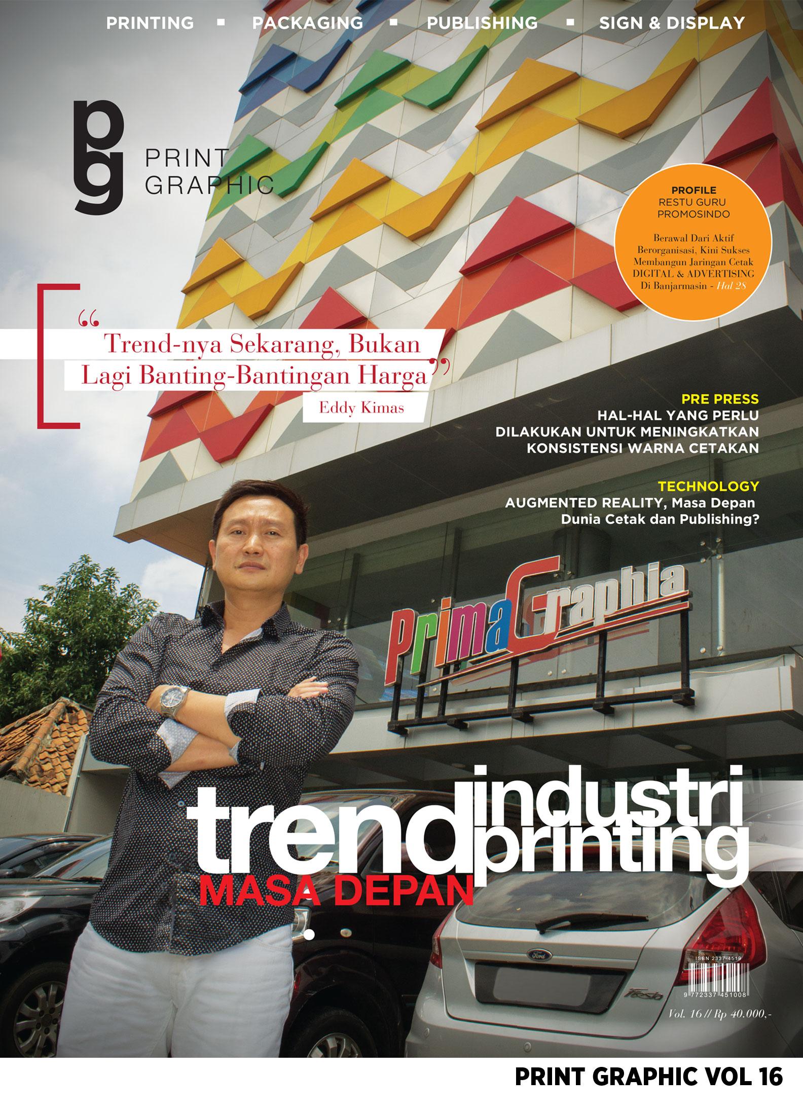 Trend/Masa Depan Industri Printing