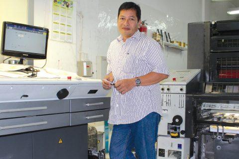 Dari Usaha Sablon, Yulianto Sukses Dengan 5 Cabang Print Shop