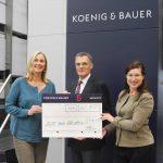 Koenig & Bauer tegaskan komitmennya tetap berpartisipasi di drupa 2021
