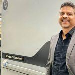 Trigon menginstalasi HP Indigo 25K pertama di Asia
