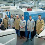 Coburger Kartonagenfabrik meningkatkan kapasitas pencetakannya dengan Rapida 145